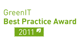 Hetzner Online Green-IT Best Practice Award 2011